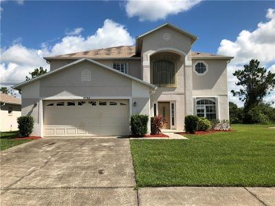 Kissimmee Single Family Home For Sale: 4542 Ficus Tree Road