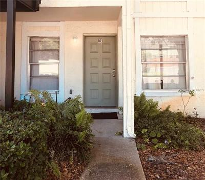Tampa Condo For Sale: 14301 Hanging Moss Circle #101