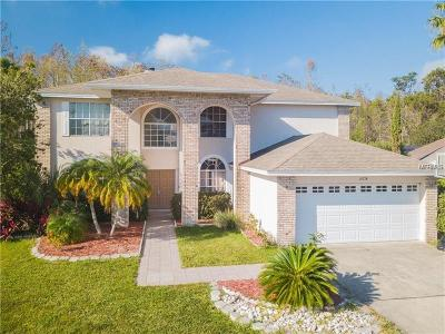 Orlando Single Family Home For Sale: 14754 Burntwood Circle
