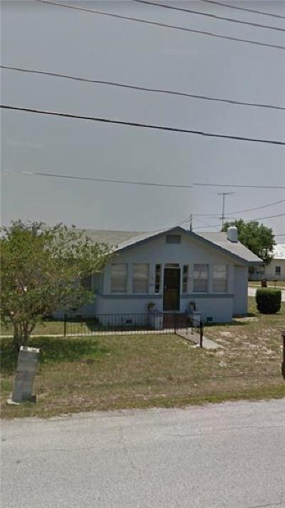 Haines City Single Family Home For Sale: 501 Oak Avenue