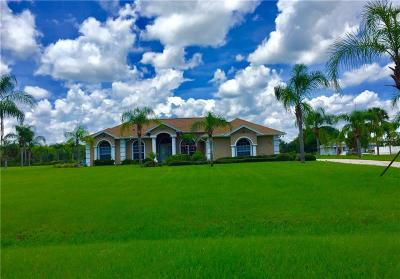 Kissimmee Single Family Home For Sale: 3304 Steeplechase Lane