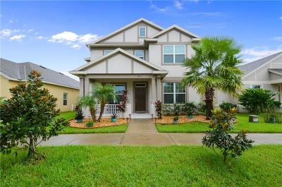 Groveland Single Family Home For Sale: 806 Dolphin Cay Way