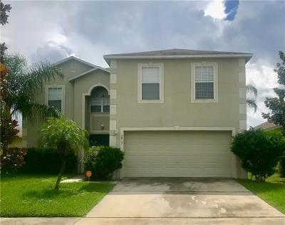 Kissimmee Single Family Home For Sale: 2917 Ariel Avenue