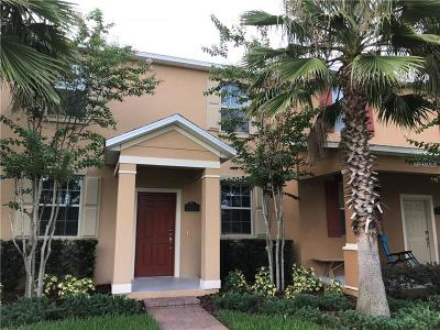 Winter Garden Townhouse For Sale: 14773 Driftwater Drive