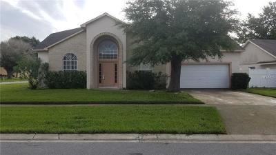 Single Family Home For Sale: 11901 Frieth Drive