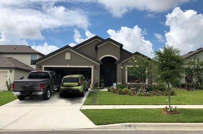 Haines City Single Family Home For Sale: 1260 Woodlark Drive