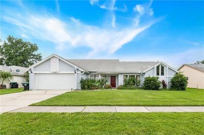 Single Family Home For Sale: 2022 Brenham Court