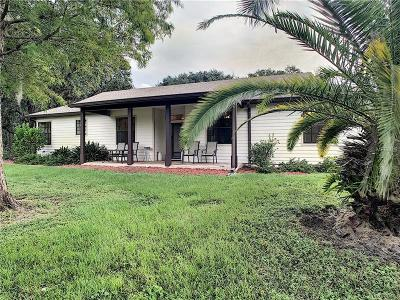 Kissimmee Single Family Home For Sale: 4520 Semoran Farms Road