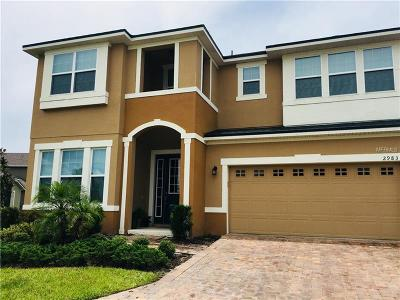 Kissimmee Single Family Home For Sale: 2983 Sera Bella Way