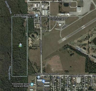 Kissimmee FL Residential Lots & Land For Sale: $4,143,000