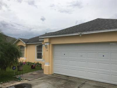 Kissimmee Single Family Home For Sale: 1110 Murat Place