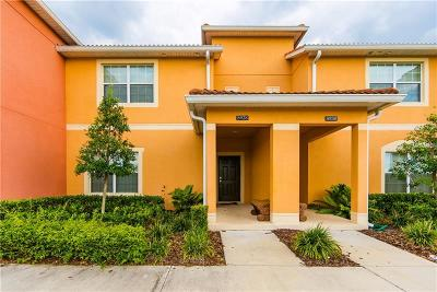 Townhouse For Sale: 8928 Majesty Palm