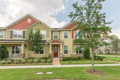 Kissimmee Townhouse For Sale: 2905 Cello Lane
