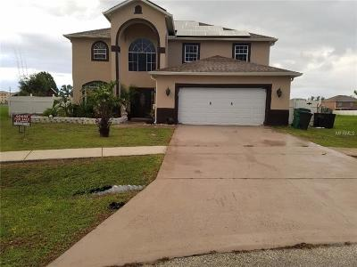 Kissimmee Single Family Home For Sale: 116 Saffron Way