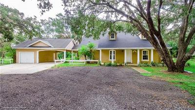 Kissimmee Single Family Home For Sale: 1600 Granada Boulevard