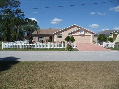 Orange County, Osceola County Single Family Home For Sale: 907 Gillingham Court