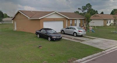 Kissimmee Single Family Home For Sale: 103 Astor Court