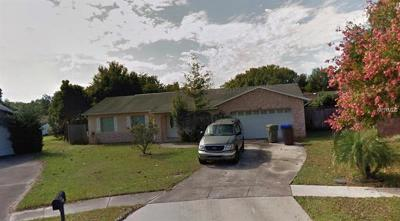 Kissimmee Single Family Home For Sale: 2450 Lynx Court