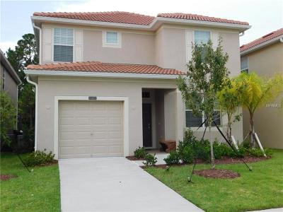 Kissimmee Rental For Rent: 8802 Bamboo Palm Court