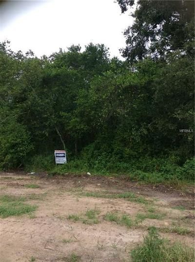 Mount Dora Residential Lots & Land For Sale: 3706 N Orange Blossom Trail