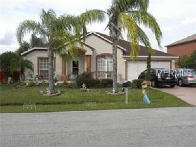 Kissimmee FL Single Family Home For Sale: $193,000