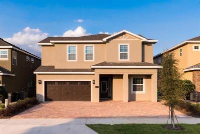Kissimmee Single Family Home For Sale: 7625 Brookhurst Lane
