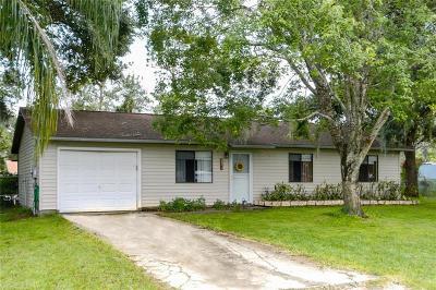 Saint Cloud Single Family Home For Sale: 4804 Lark Drive