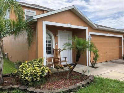 Winter Haven Single Family Home For Sale: 3920 Warbler Drive