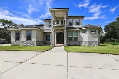 Kissimmee Single Family Home For Sale: 4061 Oberry Road