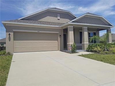 Davenport Single Family Home For Sale: 589 Sardinia Circle