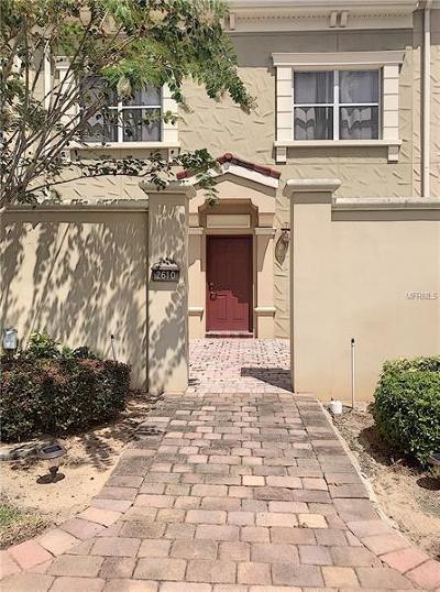 Davenport Townhouse For Sale: 2610 Bella Vista Drive