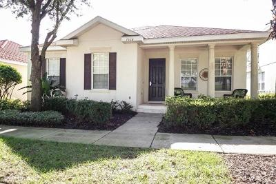 Reunion Single Family Home For Sale: 7528 Gathering Drive