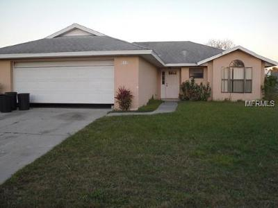 Kissimmee Single Family Home For Sale: 613 Deauville Court