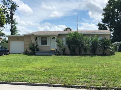 Orlando Single Family Home For Sale: 417 Mercado Avenue