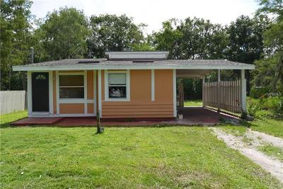 Kissimmee Single Family Home For Sale: 1431 S Hoagland Boulevard