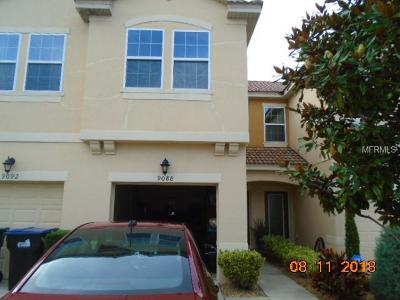 Orlando Townhouse For Sale: 9088 Shepton Street