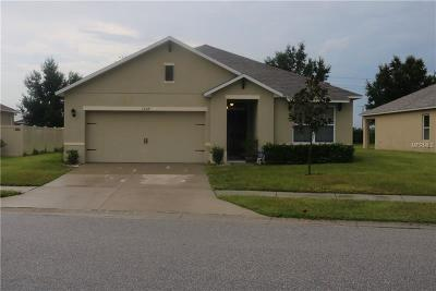 Lake Alfred Single Family Home For Sale: 1367 Cypress Ridge Loop