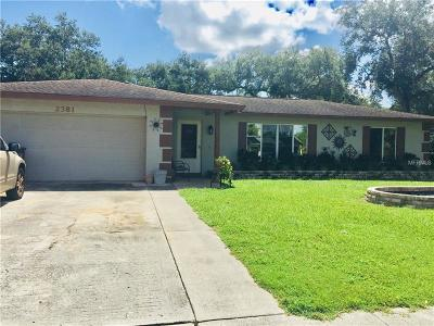 Kissimmee Single Family Home For Sale: 2381 Meadow Lane