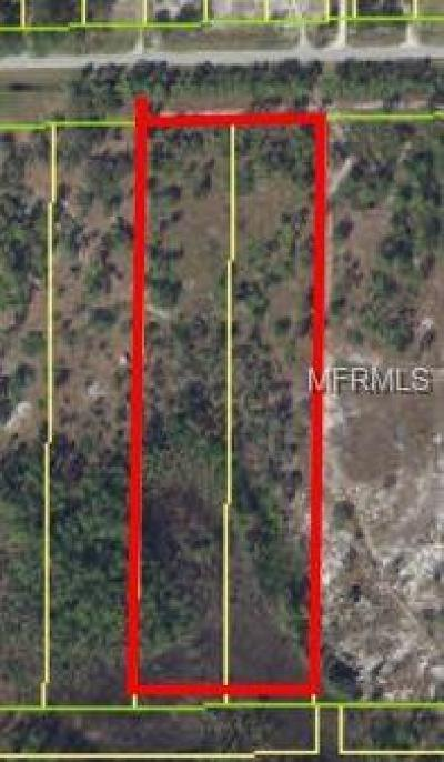 Orange County, Osceola County Residential Lots & Land For Sale