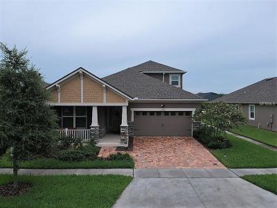 Kissimmee Single Family Home For Sale: 2533 Folio Way