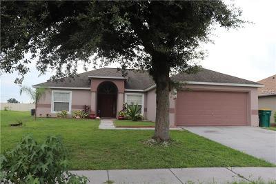 Kissimmee Single Family Home For Sale: 4616 Sandhurst Street