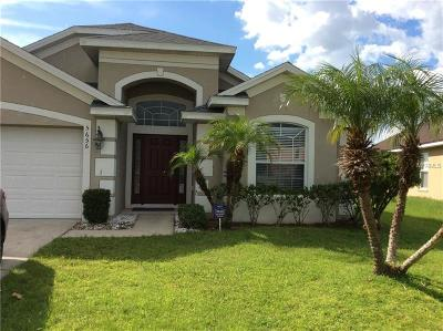 Kissimmee Single Family Home For Sale: 5656 Sycamore Canyon Drive