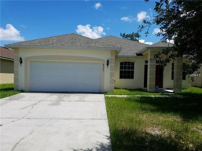 Kissimmee Single Family Home For Sale: 4701 Huron Bay Circle