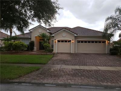 Kissimmee Single Family Home For Sale: 3907 Bowfin Trail