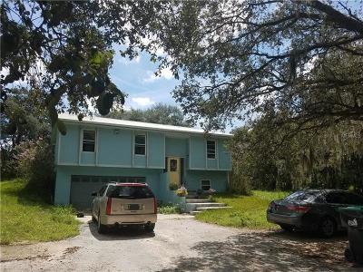 Winter Garden Single Family Home For Sale: 3801 Rex Drive