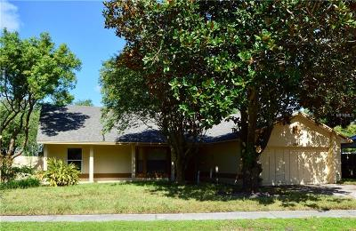 Oviedo Single Family Home For Sale: 2886 N Horizon Place