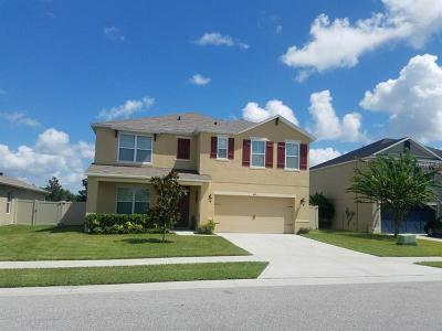 Lake Alfred Single Family Home For Sale: 420 Cedar Glen Drive