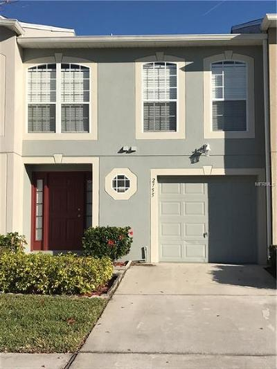 Kissimmee Townhouse For Sale: 2755 Merrieweather Lane