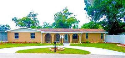 Holiday Single Family Home For Sale: 5724 Oceanic Road
