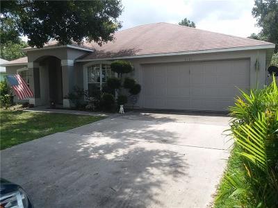 Saint Cloud Single Family Home For Sale: 3101 Settlers Trail
